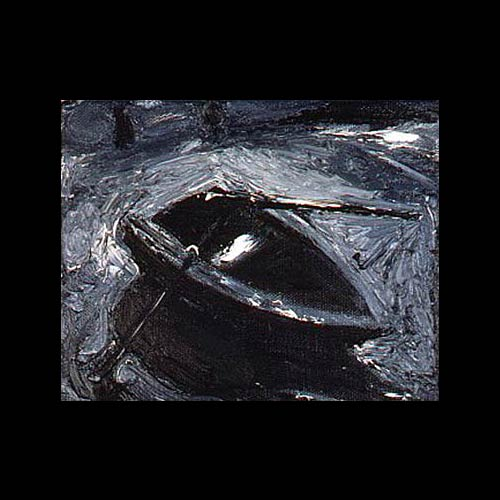 1991, oil on canvas, 25 x 35cm